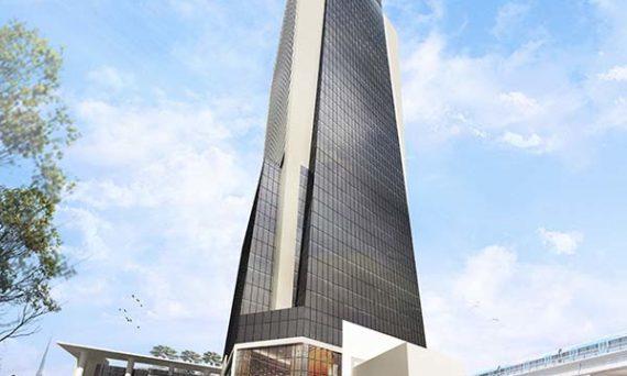 A Dubai, le projet Sofitel Wafi.