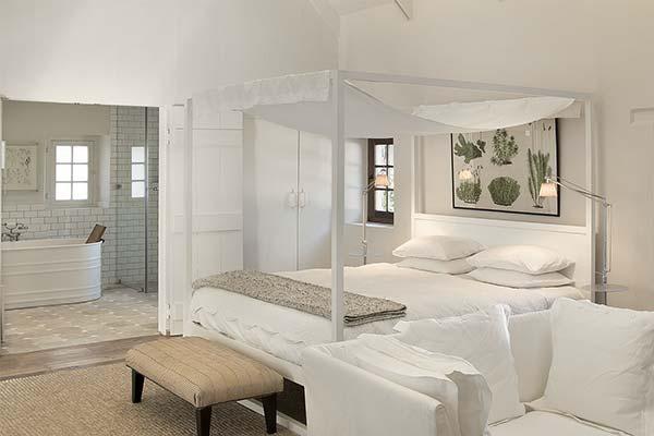 tendances luxe farm hotels Babylonstoren