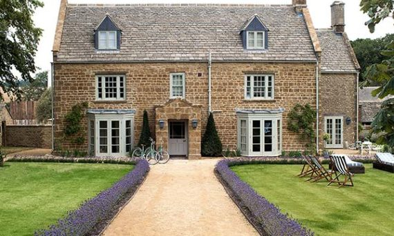 tendances luxe farm hotels Soho Farmhouse