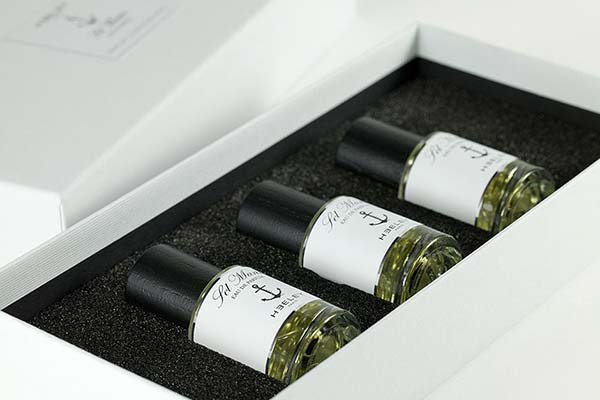 Tendances packaging design mini pack Sel Marin de Heeley