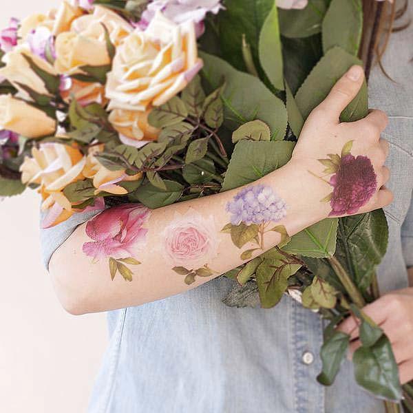 tendances tatouage augmenté Tattly
