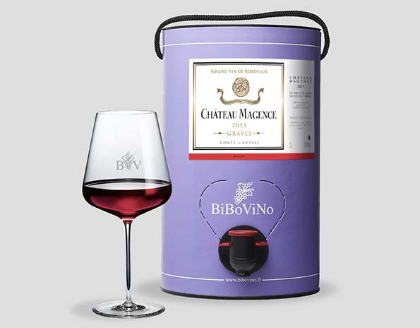 bag-in-box de BiboVino