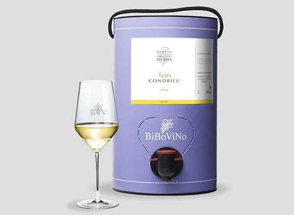 design packaging bibovino