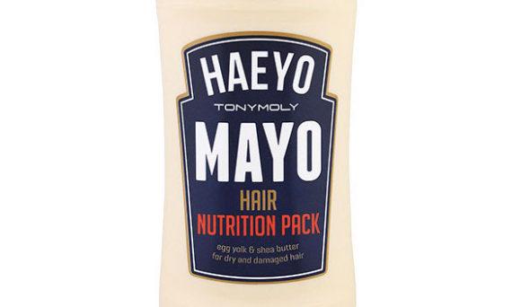 Chez Tony Moly aussi, on envoie la mayo.