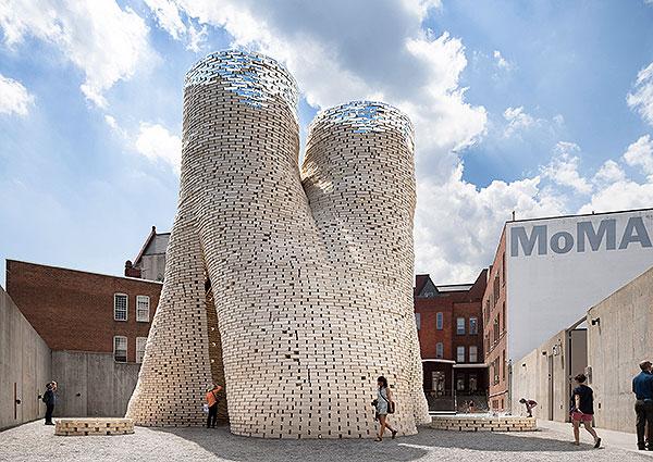 Mushroom mania MOMA