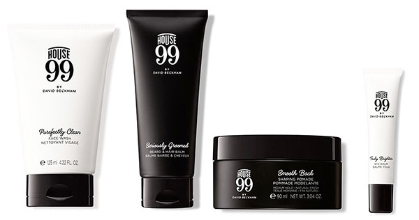 beauté masculine House 99 by David Beckham