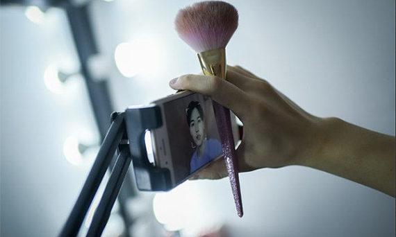 Lan Pulan maquillage hommes blogueurs Asie