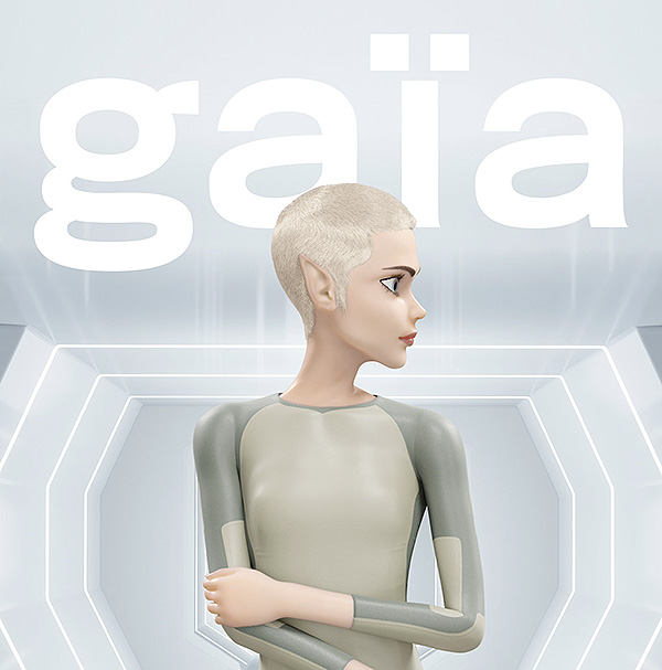 influenceuses virtuelles Gaïa