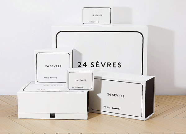 packaging unboxing 24 Sèvres