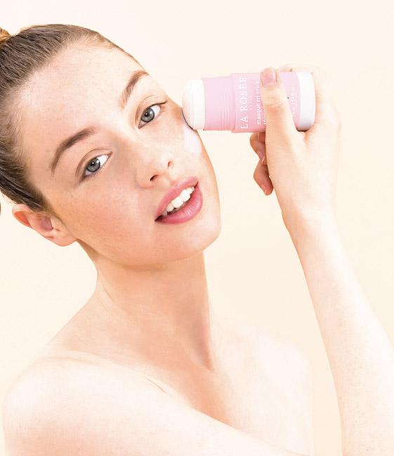 cosmétique solide la rosée