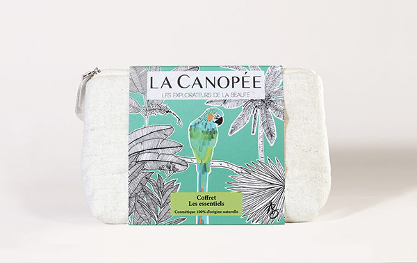 La Canopée, label bio et durable.
