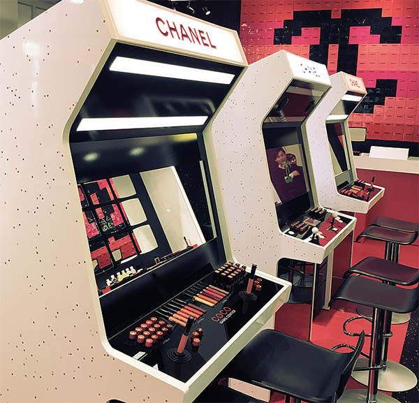Pop up Coco Game Center