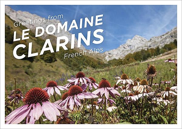 terroir beauté Clarins