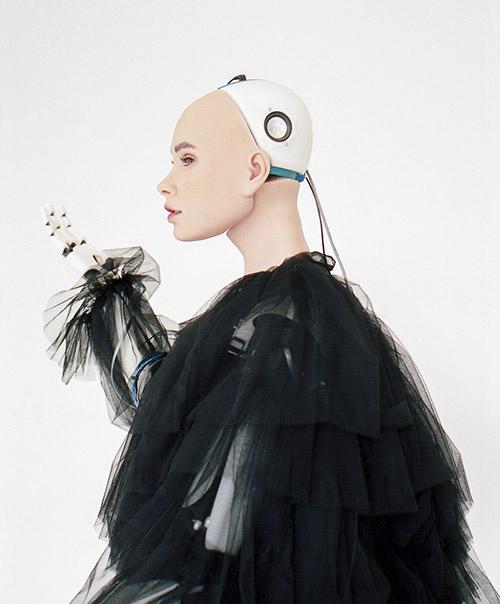 Le «fabriquer mieux», défi du luxe associé à l'IA. © Montecristo Magazine.