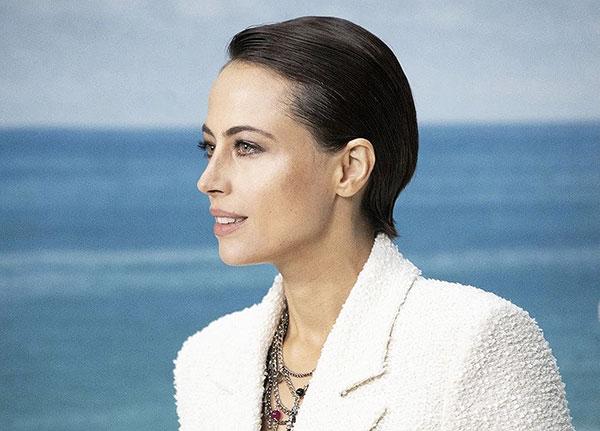 Anne Berest, «amie de la maison» Chanel.