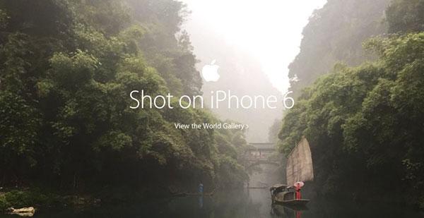Iphone, précurseur du user generated content.
