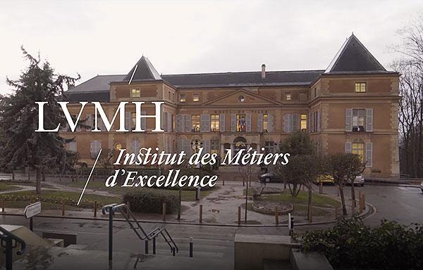 L'Institut des métiers d'excellence de LVMH.
