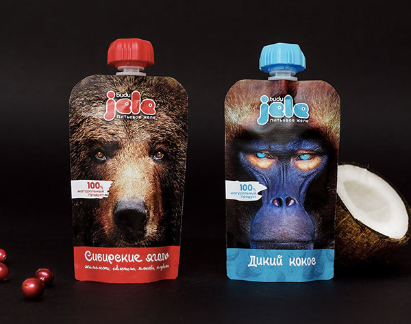 packagingBudu-Jele
