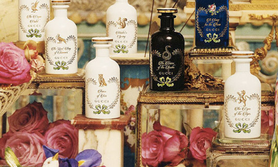 The Alchemist's Garden pour Gucci.