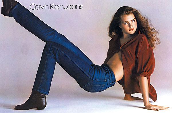 Brooke Shields photographiée par Richard Avedon en 1980. Les choses ont beaucoup changé depuis.