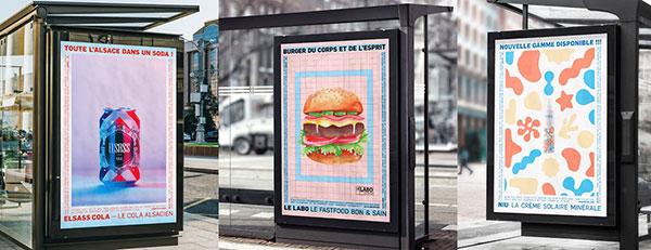 A Strasbourg, l'agence Ben&Jo met en avant les marques éthiques.