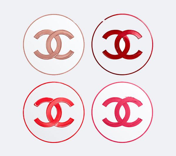 Le virtual try de Chanel.
