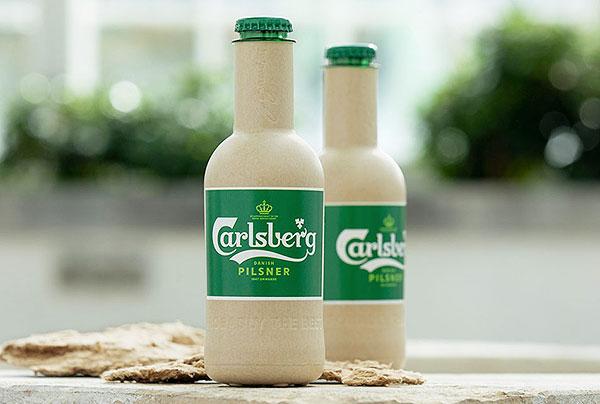 Déjà en 2015, Carlsberg.