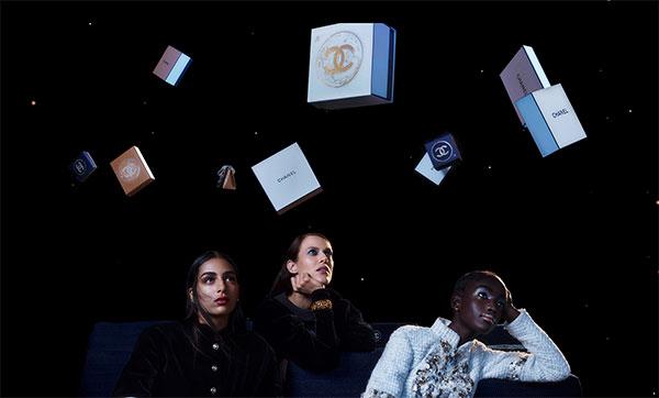 Pluie d'idées chez Chanel.