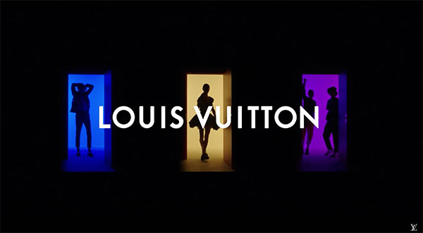 Vuitton : une série de mini-clips élégants.