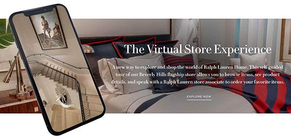 «Digital first» chez Ralph Lauren.
