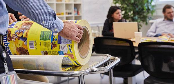 L'engagement durable touche aussi les produits comme Nesquik.
