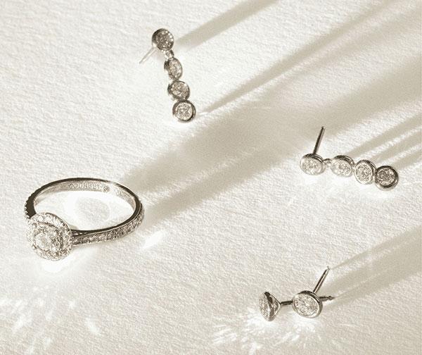 Les diamants de synthèse de Courbet.