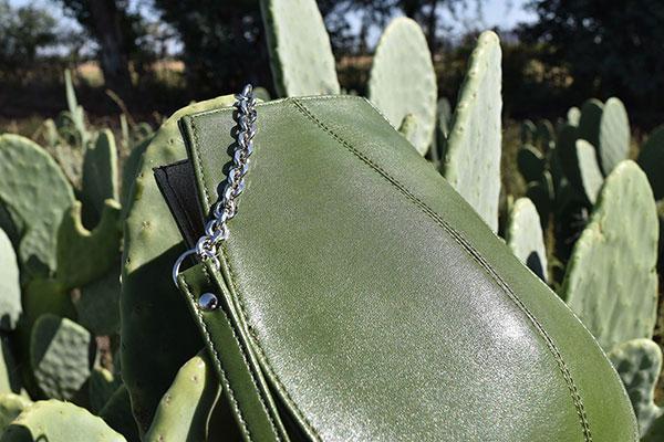 Desserto, le cuir à base de cactus.