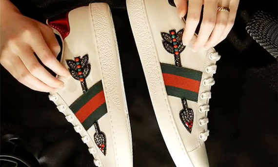 Pianotage Gucci.