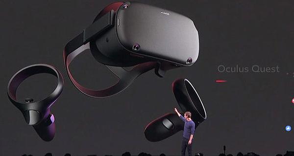 Oculus, le monde virtuel imaginé par Facebook.
